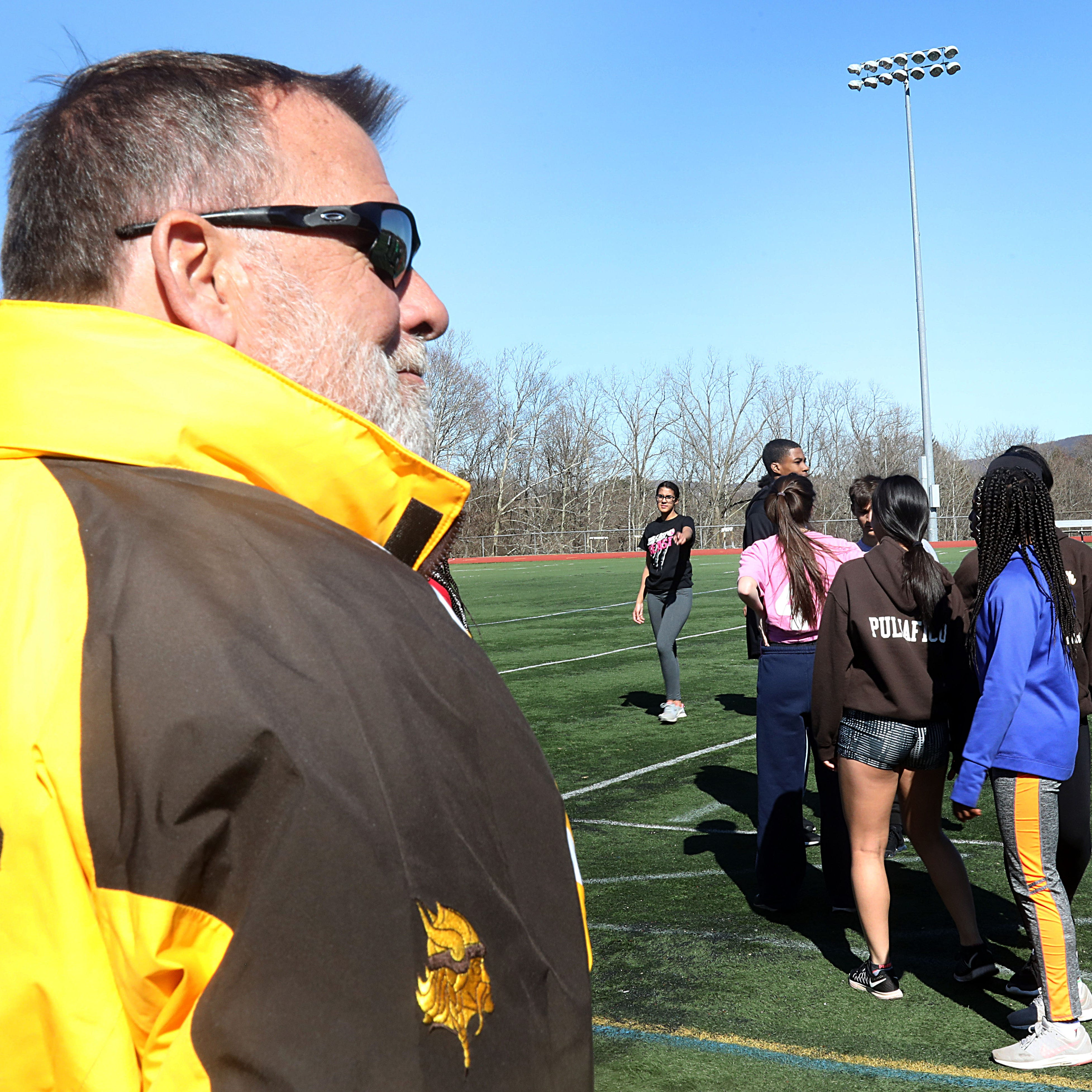 Ray Kondracki has created stars but revels in seeing Clarkstown South students succeed