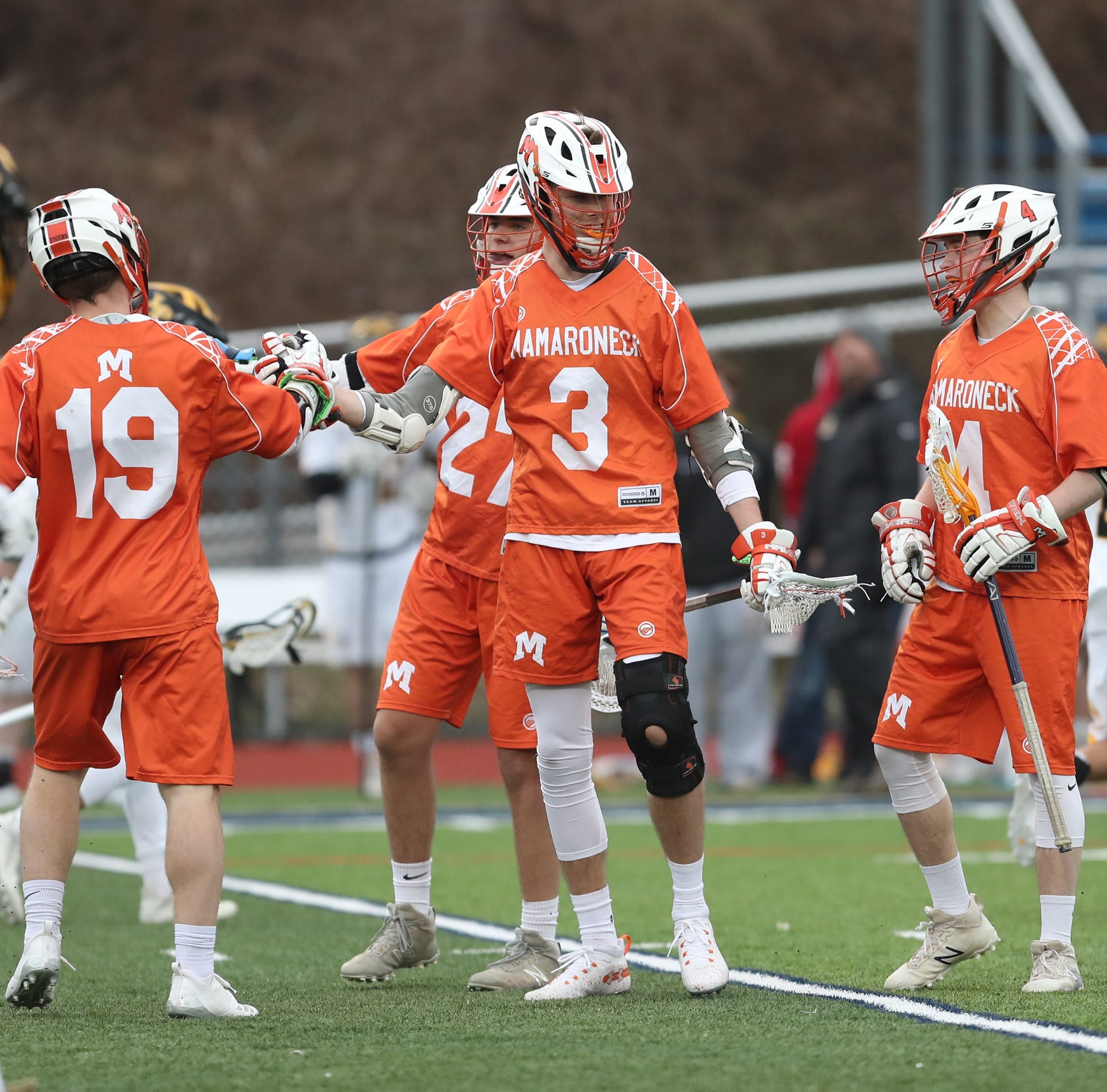Boys lacrosse rankings: Mamaroneck is back at No. 1 where it started the season