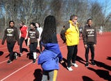 Ray Kondracki talks about retiring in June from coaching track & field at Clarkstown South High School.