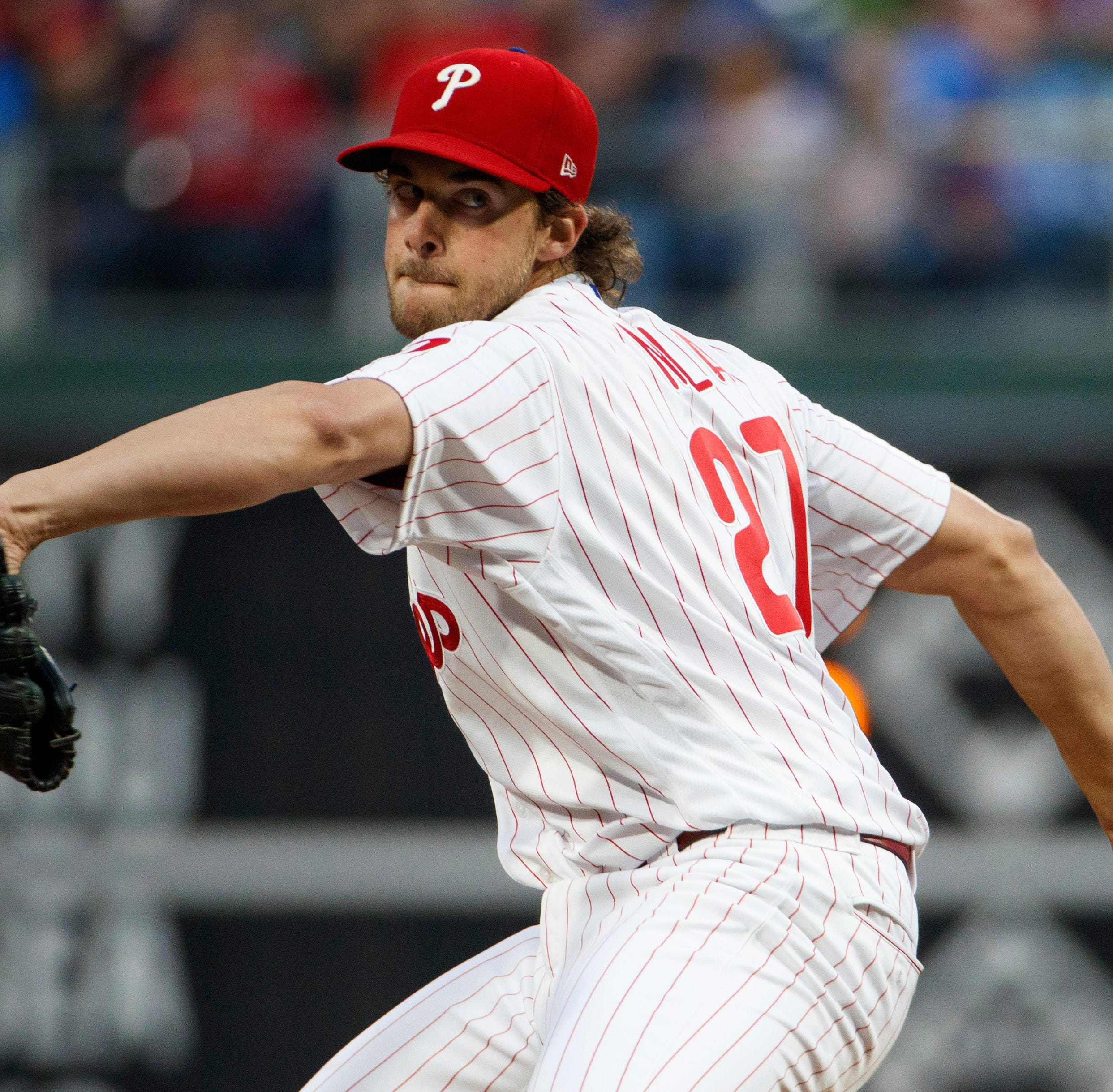 Lineup for Phillies-Mets: Nola, Syndergaard to duel