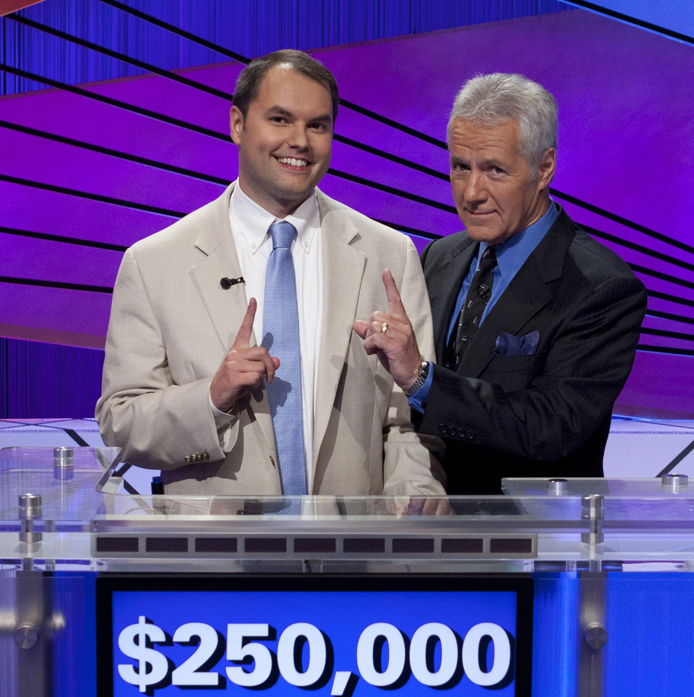 Delaware man's single-day 'Jeopardy!' record shattered