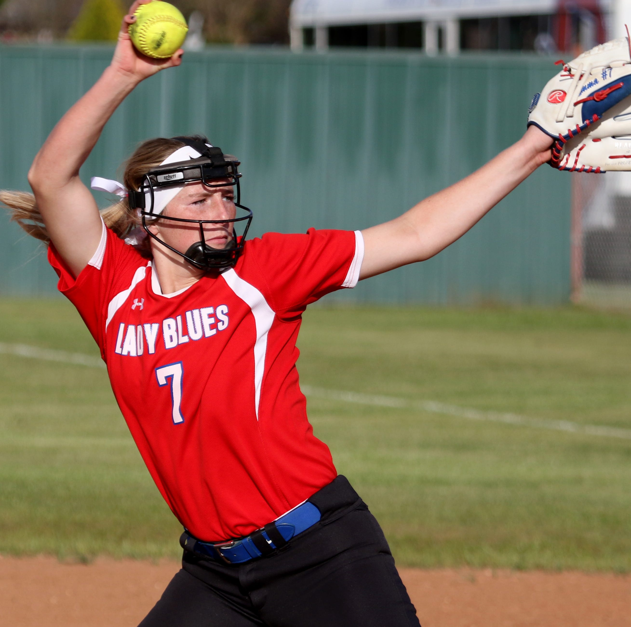 Graham's Southerland leads District 6-4A softball honors