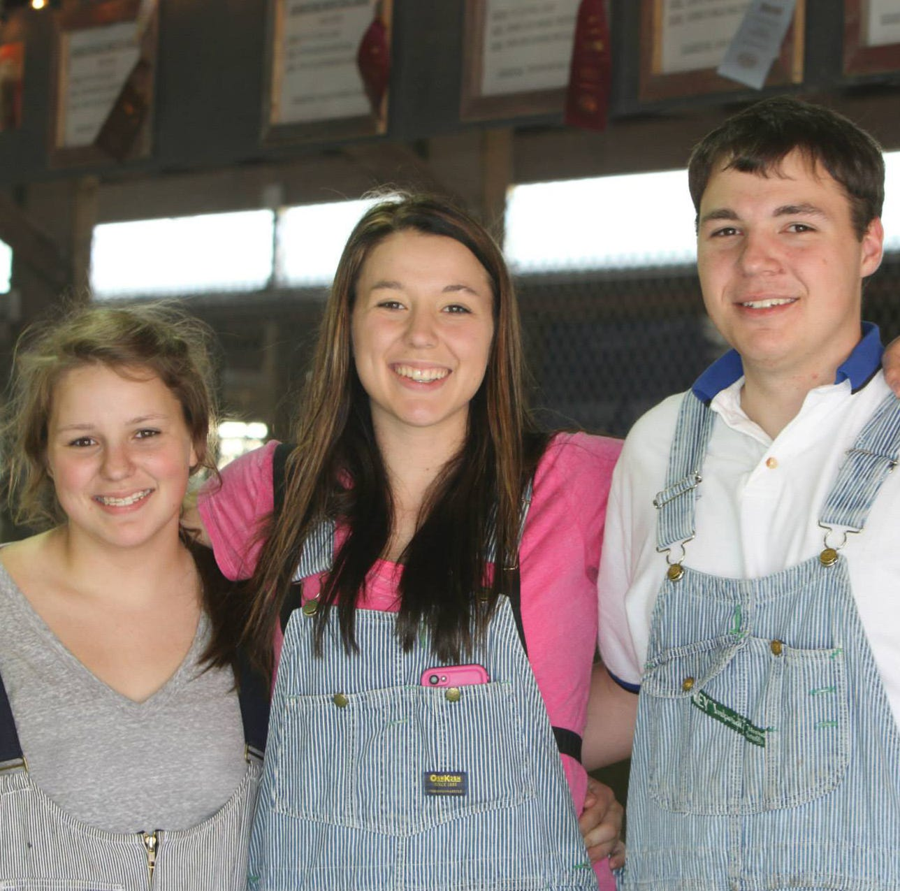 Distinguished Junior Member honors a stepping stone for Jr. Holstein youth