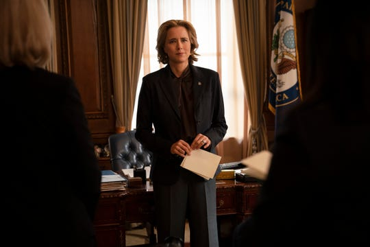 """If renewed for a sixth season, """"Madam Secretary"""" would shift from the State Department to the campaign trail as Elizabeth McCord (Tea Leoni) runs for the presidency."""