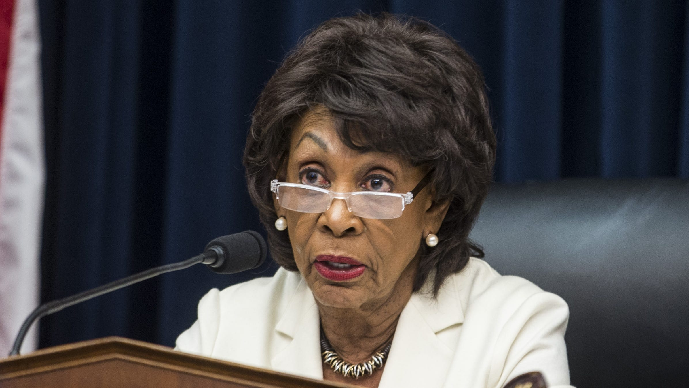 Chauvin Trial Judge Says Rep Waters Comments Could Lead To Appeal