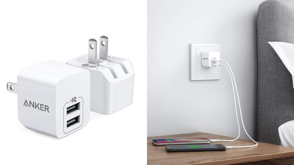 Charge your devices in one place.
