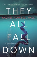"""""""They All Fall Down"""" by Rachel Howzell Hall"""
