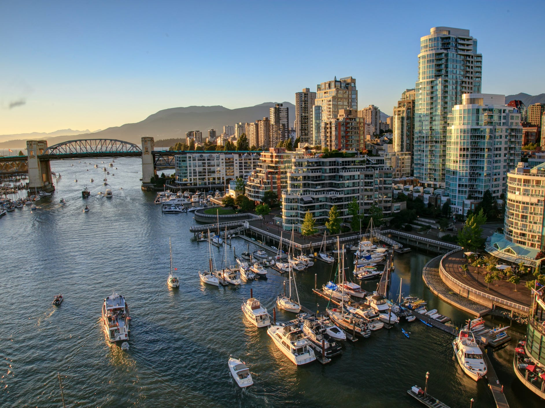No. 4: Vancouver, Canada.