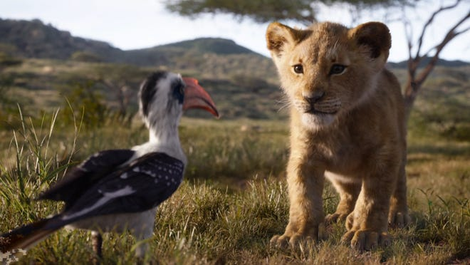 The Lion King Trailer Is Full Of Familiar Scenes From The Original