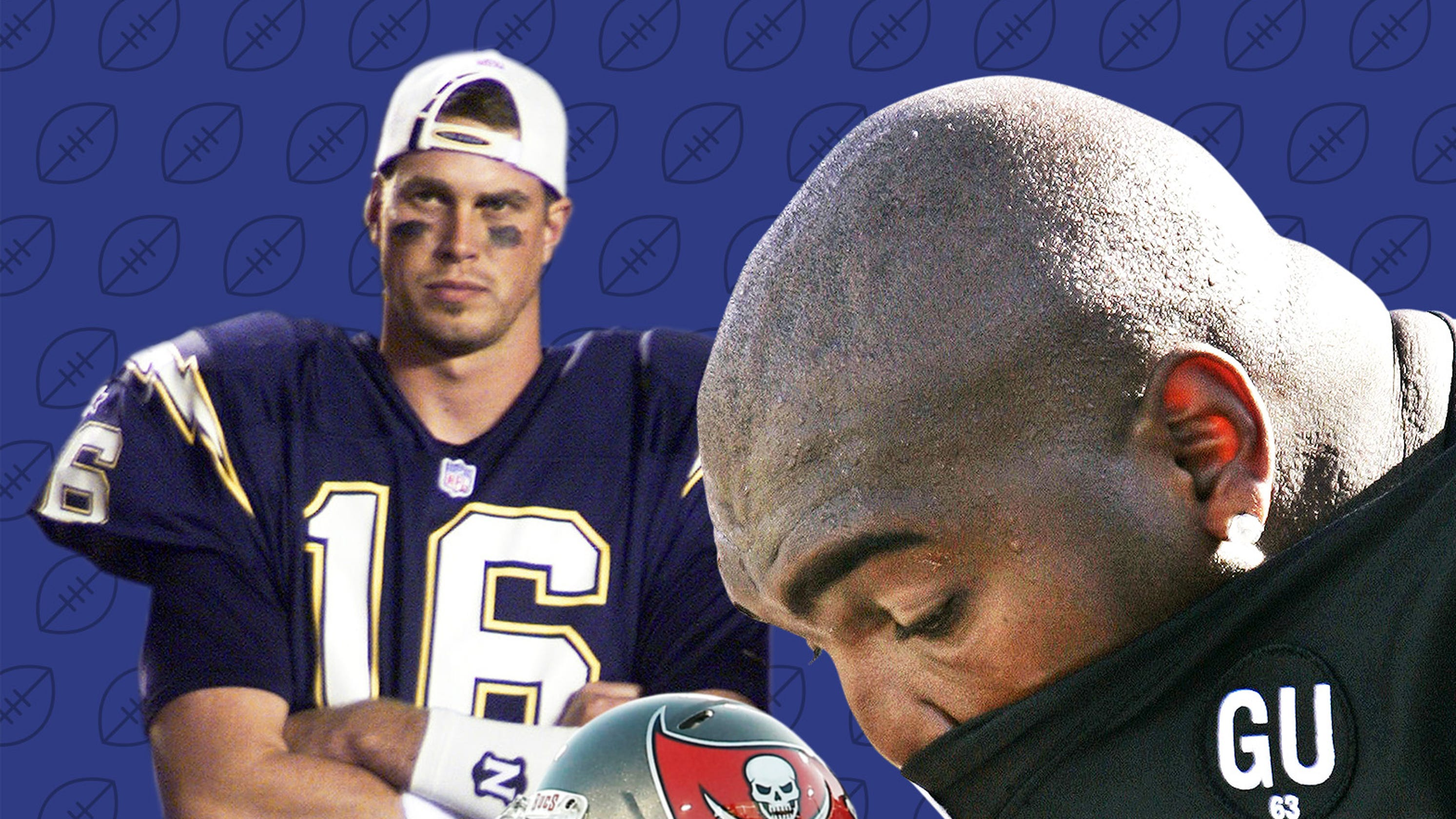 reputable site 84165 d830d NFL draft busts  100 worst picks, trades ever in league history