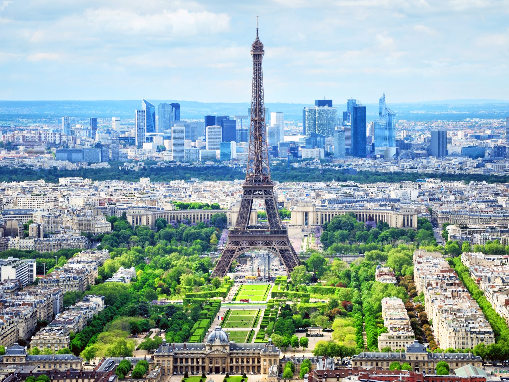 No. 6: Paris.