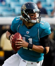 Blaine Gabbert didn't pan out for the Jaguars, but neither did a couple of other first-round quarterbacks in the 2011 NFL draft.