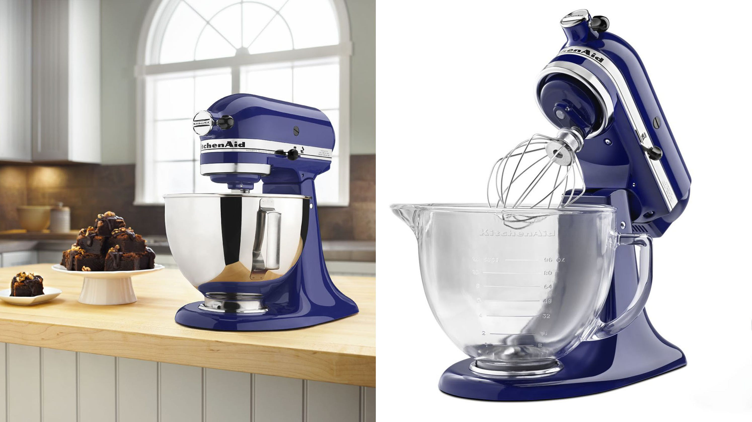 The Kitchenaid Artisan Series 5 Qt Stand Mixer Is On Sale