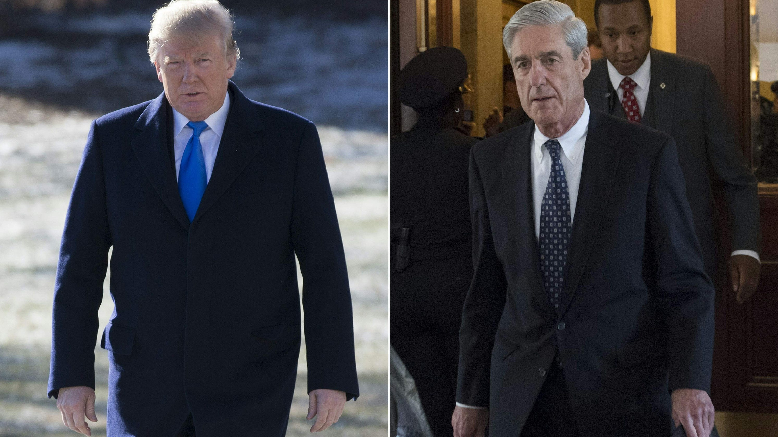 Mueller report: Collusion probe found eager Trump campaign, no conspiracy
