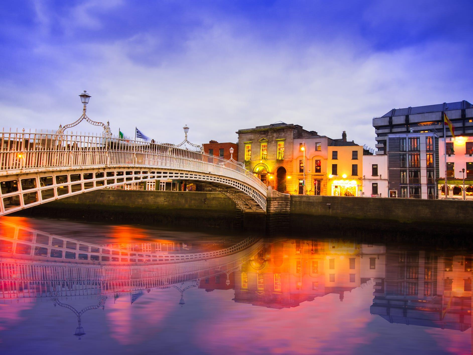 No. 5: Dublin.