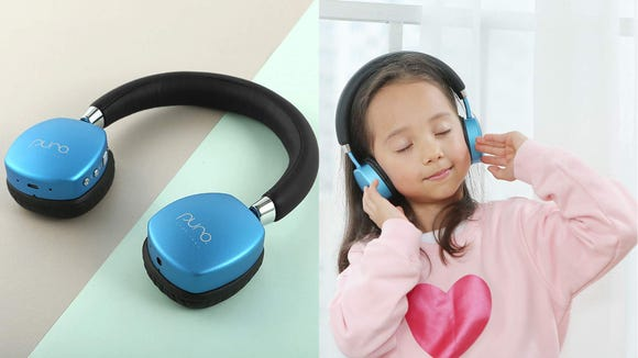 These noise-cancelling headphones are a great option for kids.