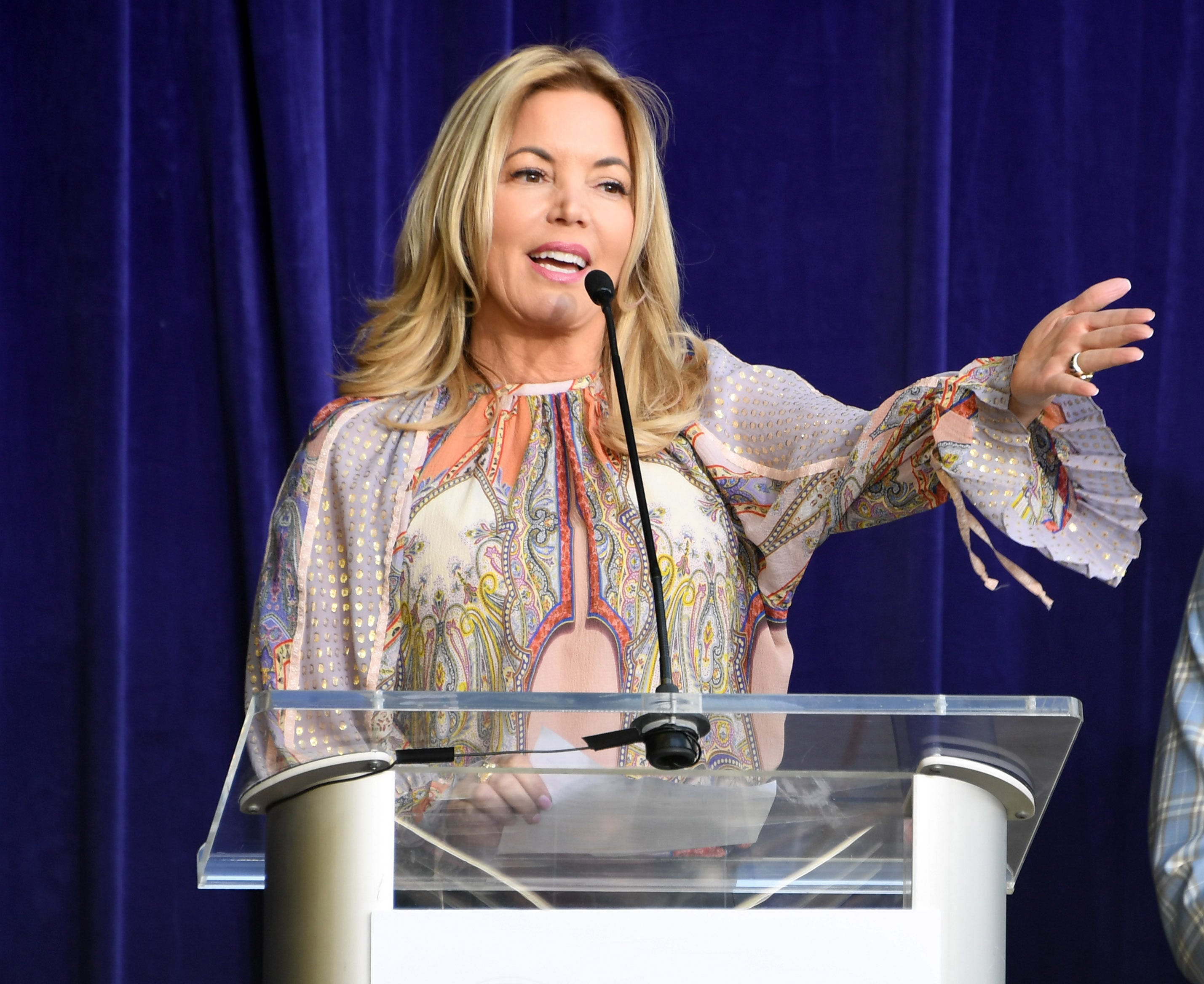 Lakers owner and president Jeanie Buss must decide what the makeup of her front office should be - and which direction it will take.