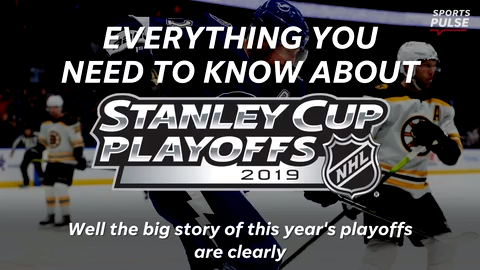 Everything you need to know about NHL playoffs
