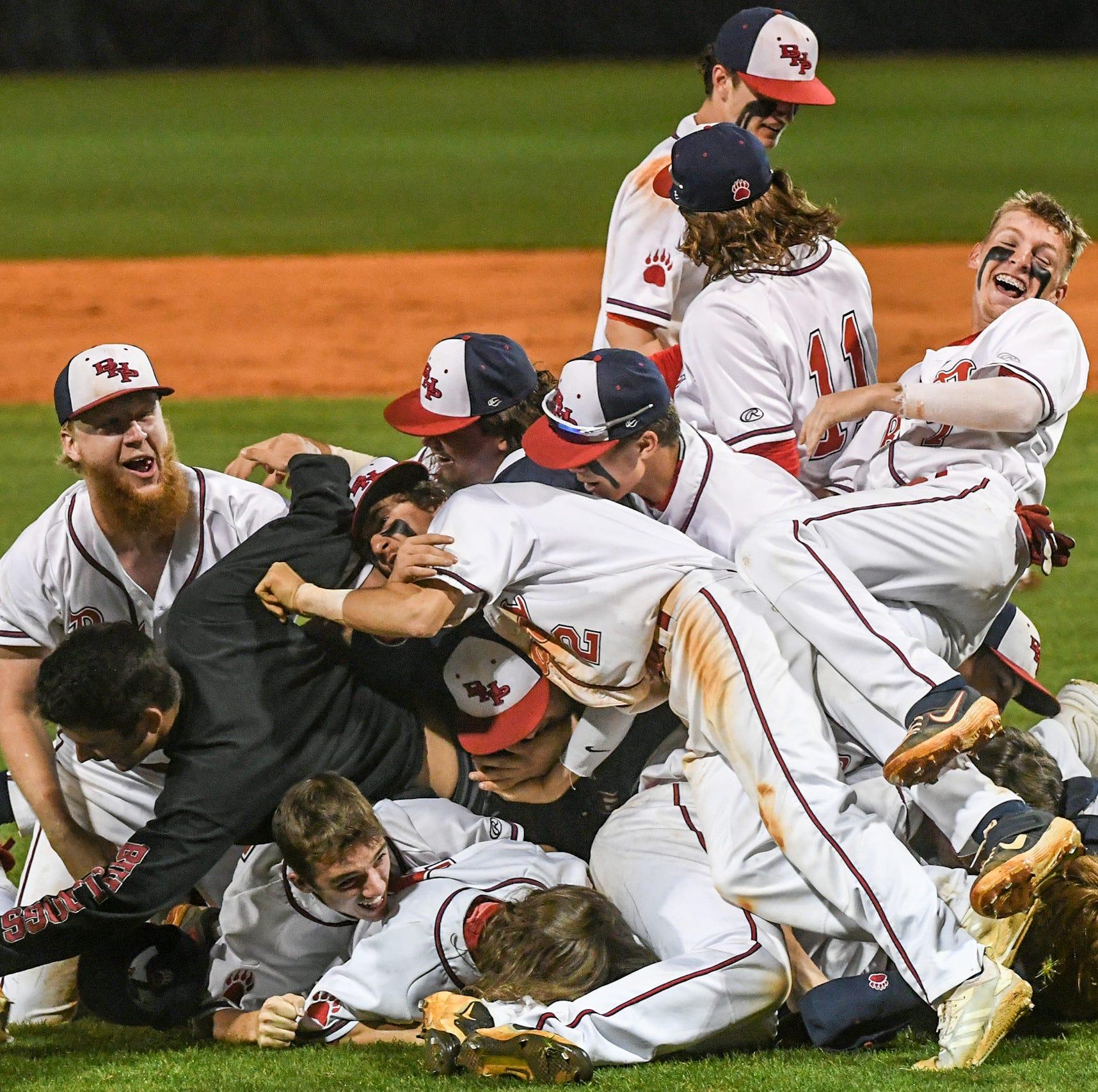 Belton-Honea Path tops Wren 7-5 to capture region baseball title