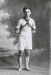 Harry Houdini is among the most famous people to ever call Appleton home. He moved away as a child and is only known to have returned twice. On one of those visits, he was interviewed by Edna Ferber.