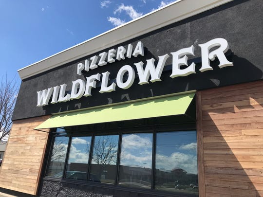 Wildflower Bar & Kitchen was named Wildflower Pizzeria when it first opened. It was rebranded in April.