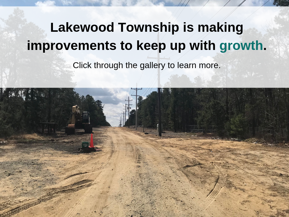 Click through the gallery to see what Lakewood is doing to improve infrastructure and keep up with growth.