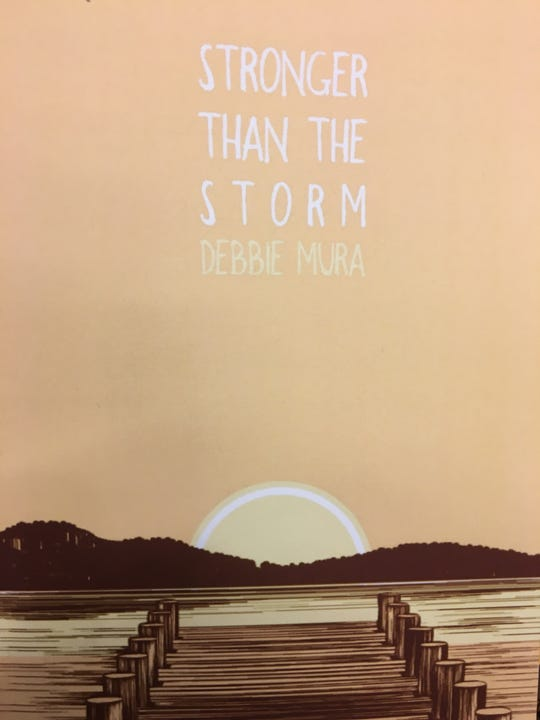 'Stronger Than the Storm' cover photo