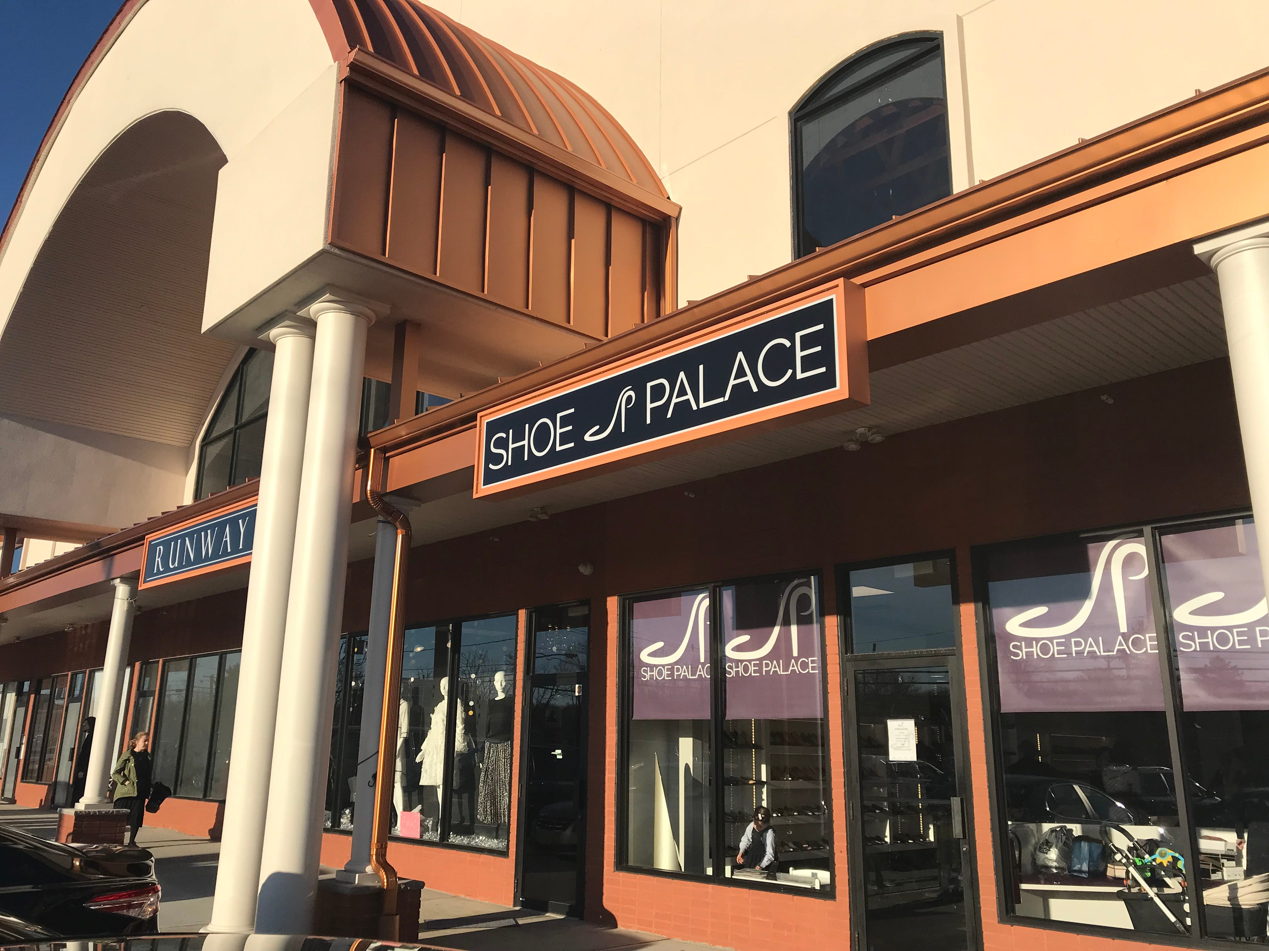 Shoe Palace on Route 9 at the Howell and Lakewood border opened nearly three years ago and is an expansion of a successful Brooklyn chain.