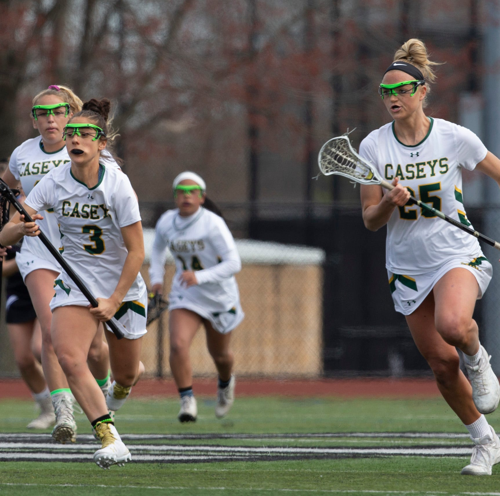 Point Boro's Aidan Kirk,Red Bank Catholic's Lindsay Mazzucco elected Shore Conference lax players of the week