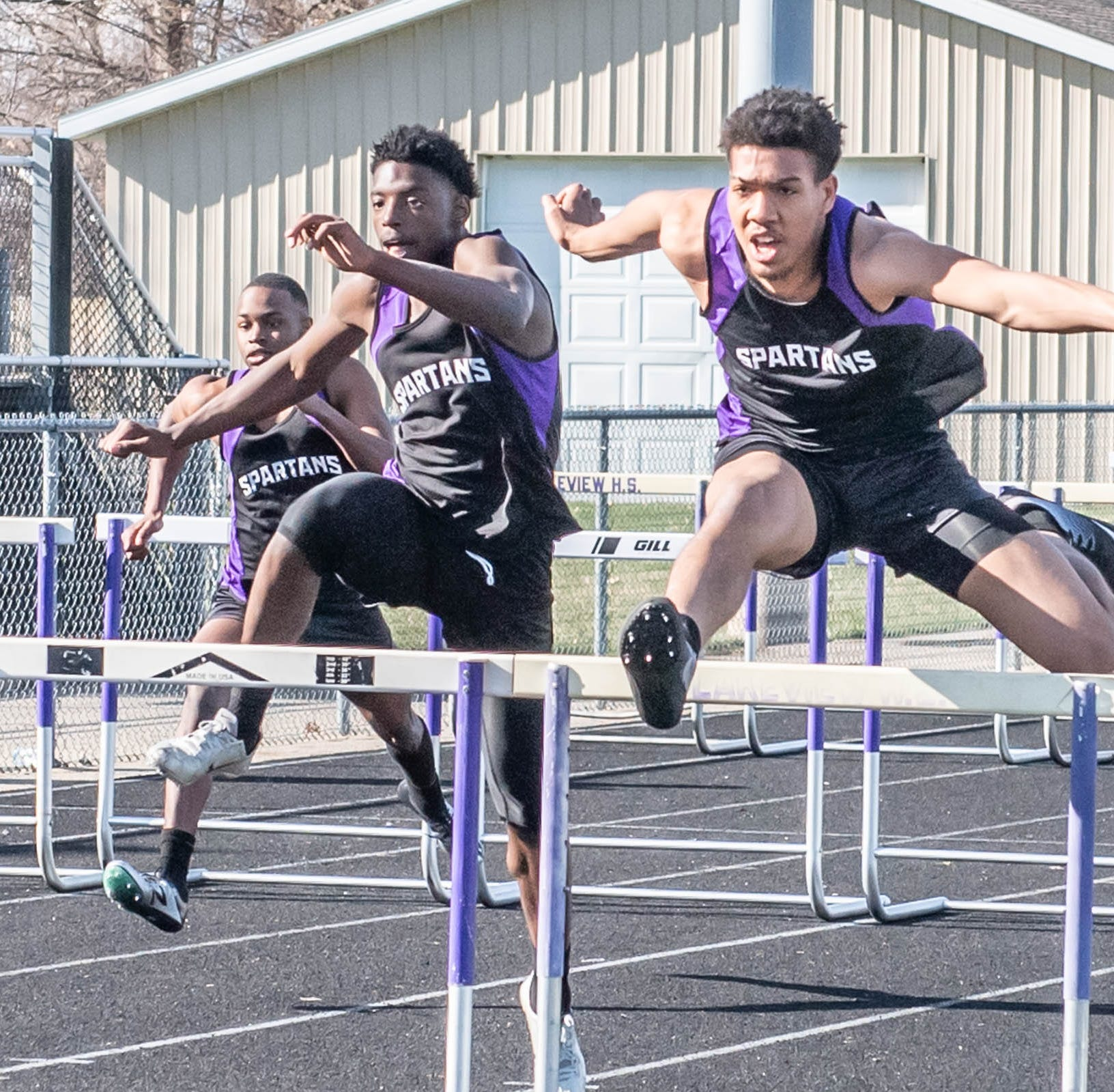 Prep Notebook: Spartan track teams sweep Lakeview Invitational