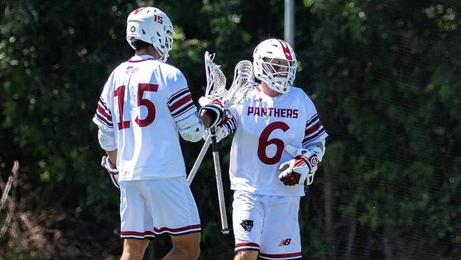 Florida Tech's men's lacrosse team cruised past Embry-Riddle, 12-5.