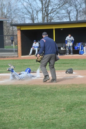 Senior Nate Imbody was expected to help bolster a deep pitching rotation for the Royals this year.