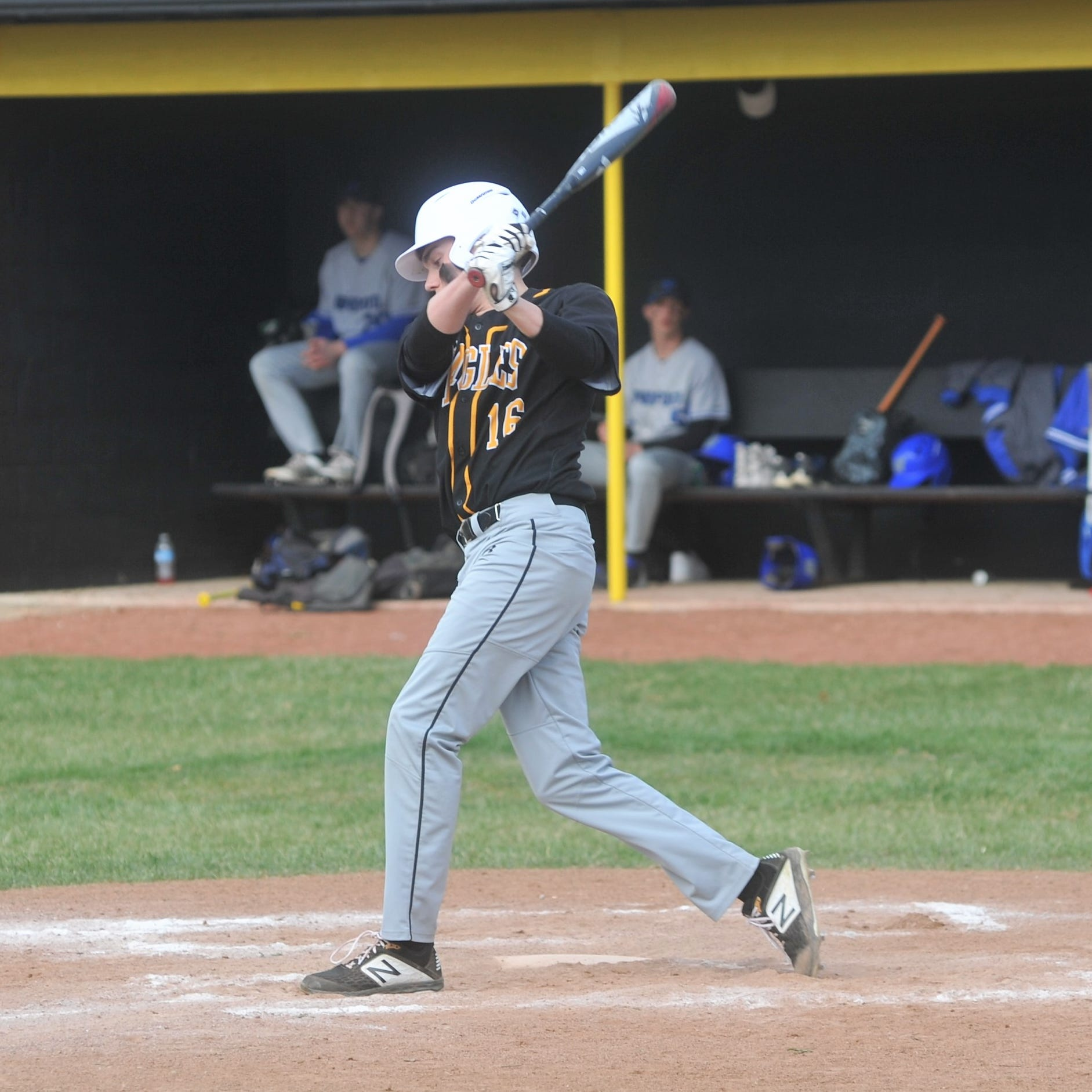 Fantastic fourth: Eagles use one big inning to beat rival Wynford