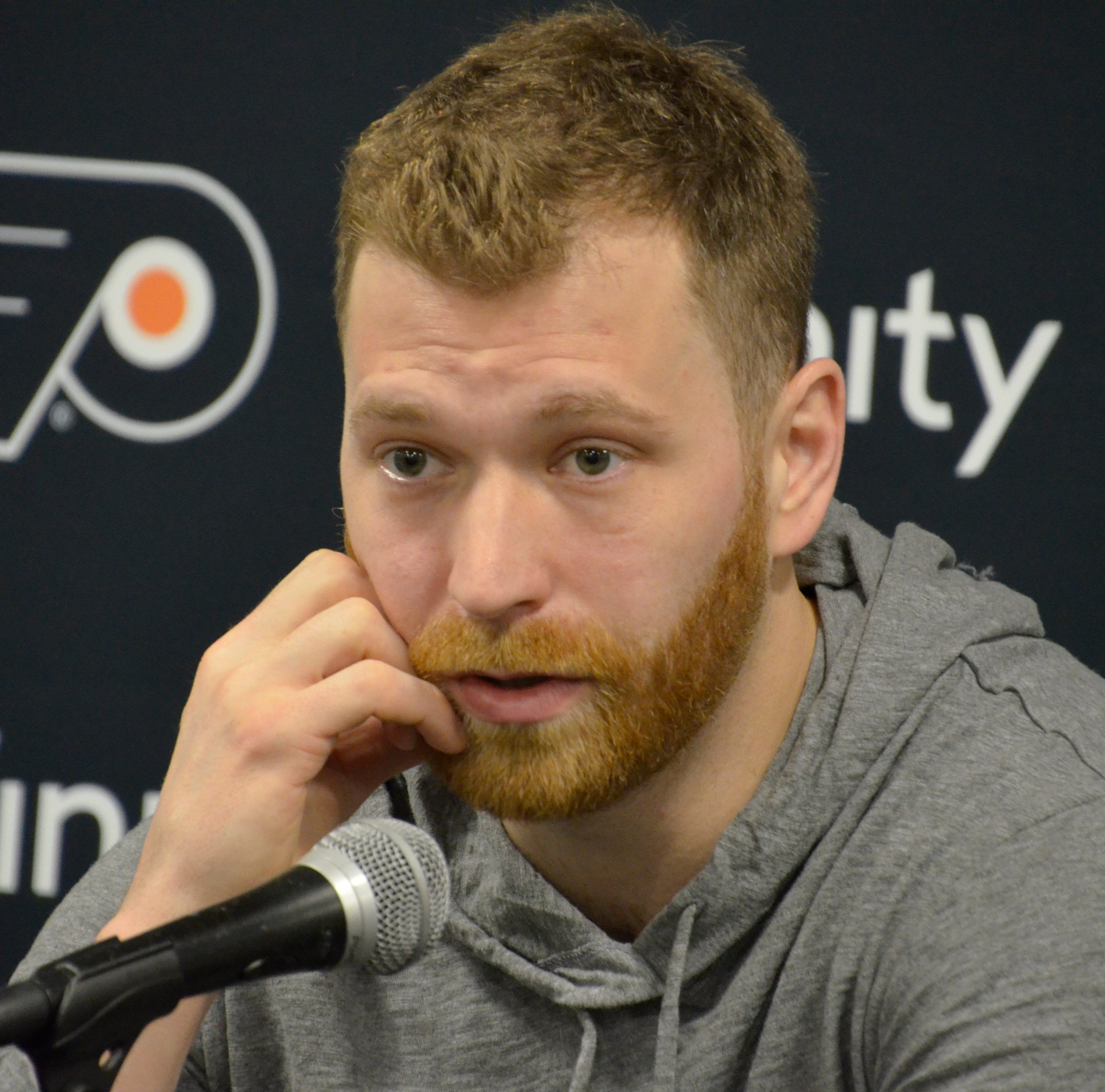 What does Flyers' mindset change mean for Claude Giroux?