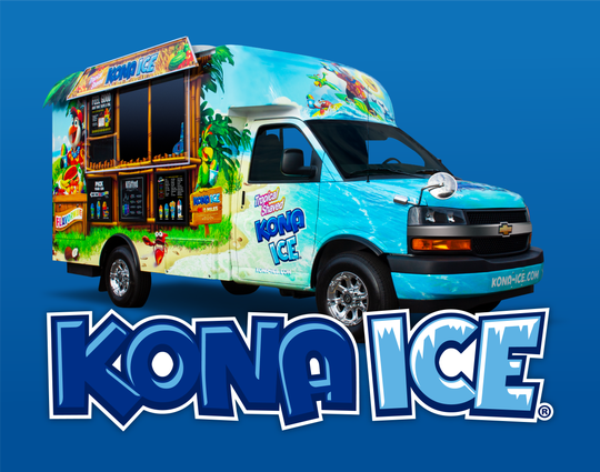 April 15 isn't only Tax Day ... it's Kona Ice's Chill Out Day, and customers can get free shaved ice.