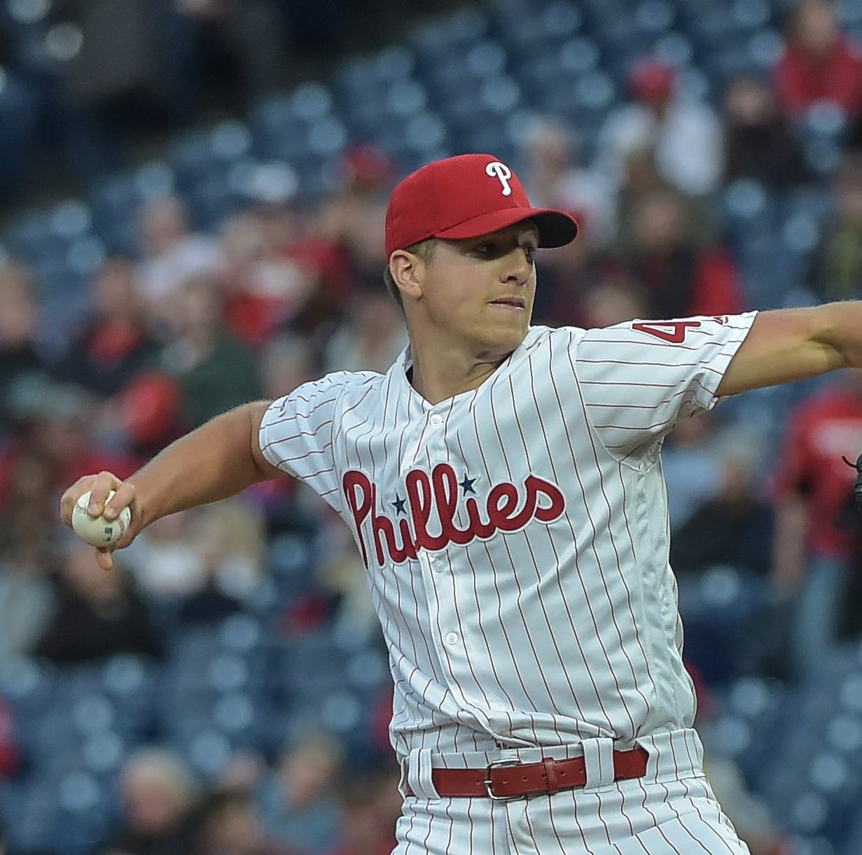 Phillies run out of patience with Pivetta, hit road after win over Mets