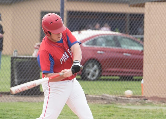 Zane Trace baseball defeated Southeastern 10-9 in eight innings on Wednesday.