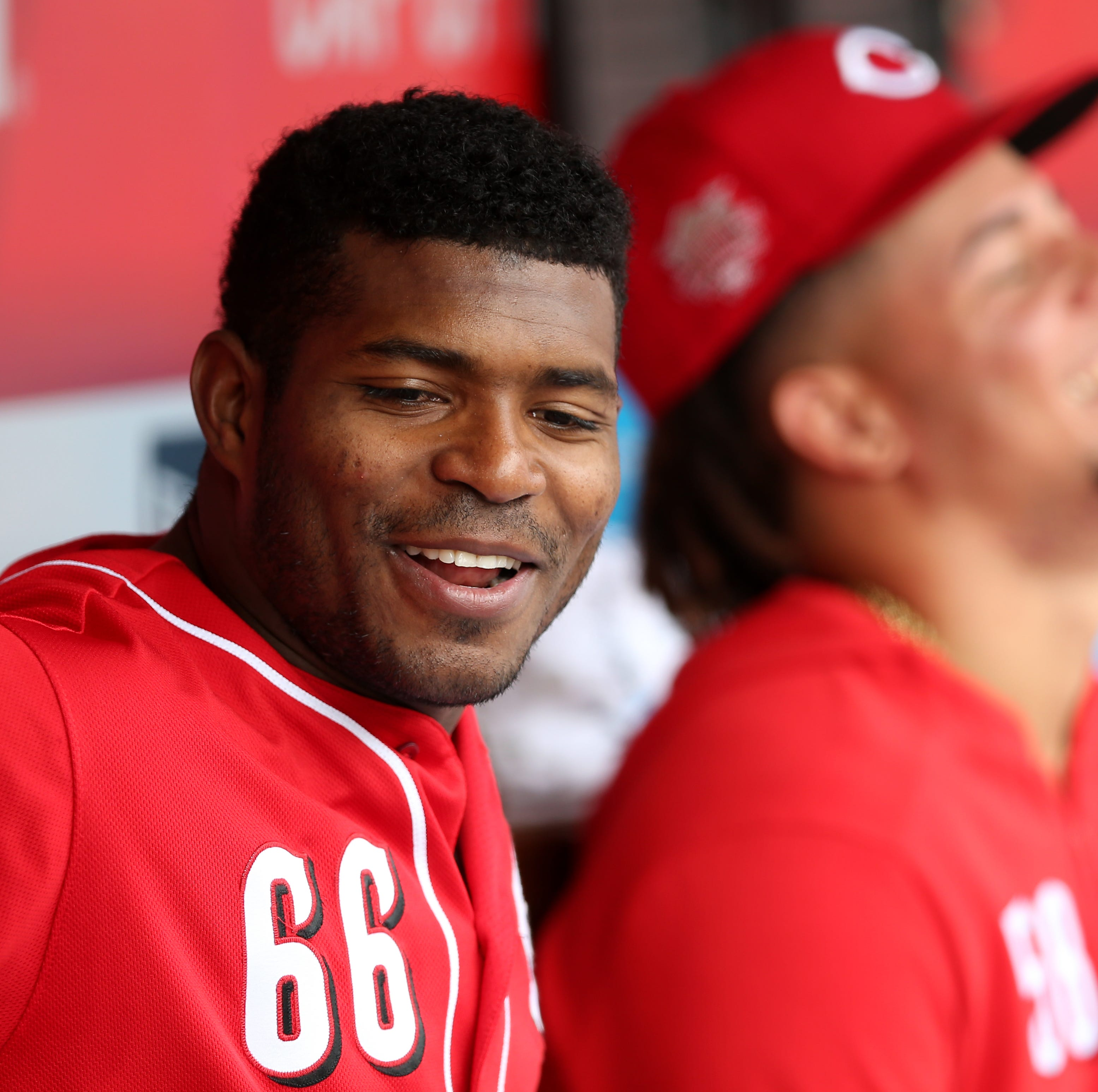 'I'm from Mexico': Cincinnati Reds' Yasiel Puig looks forward to his first games in Mexico