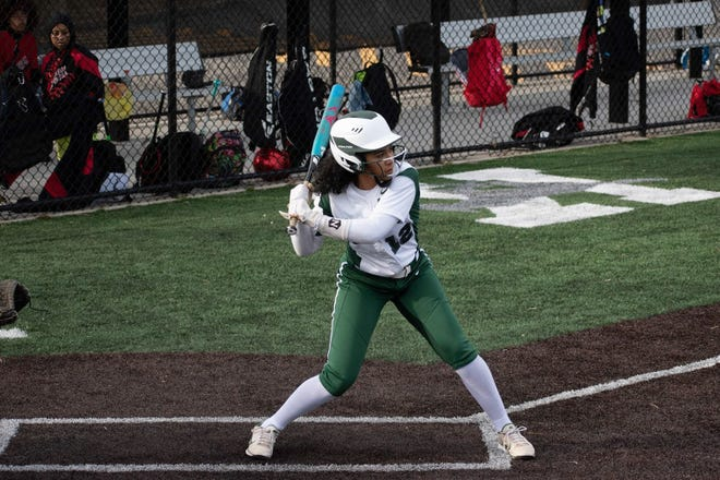 J.F. Kennedy's Jillian Sims was voted the Home News Tribune/GMC Softball Player of the Week.