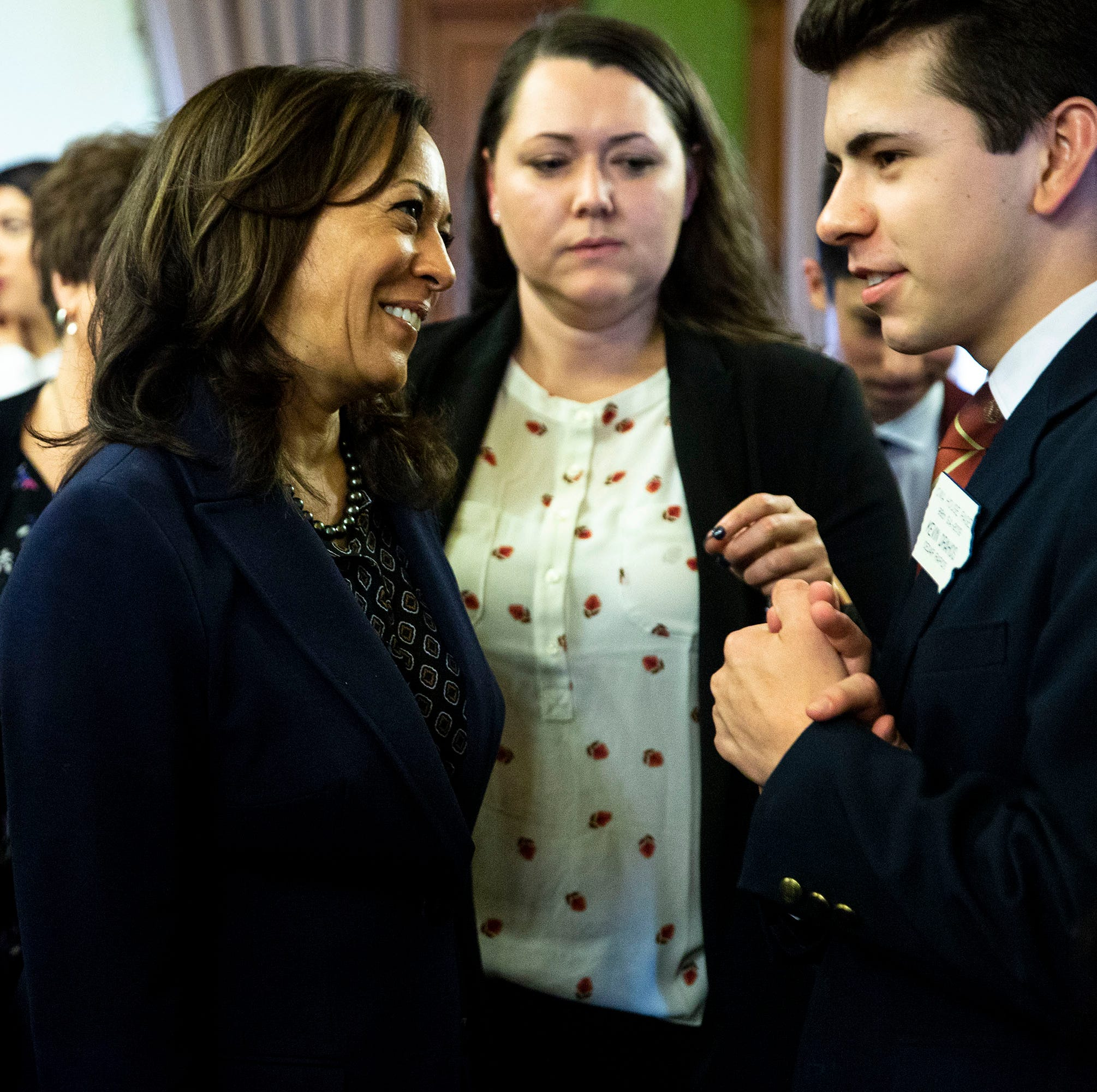 Kamala Harris:  I'll help low-income Iowans afford their rent