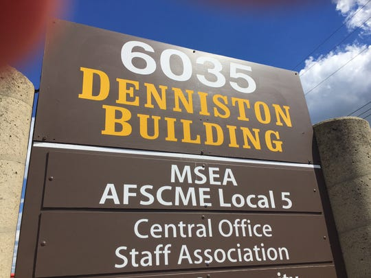 The day-to-day operations of the Michigan State Employees Association has been taken over by AFSCME.
