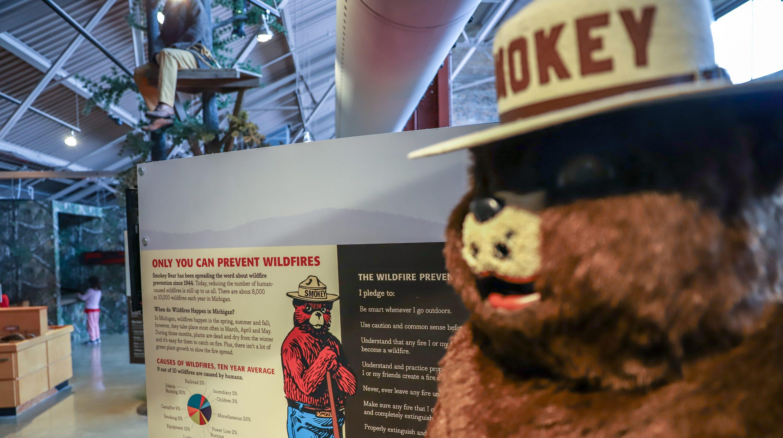 Smokey Bear, tarantula trek, censoring Adam and Eve: News from around our 50 states