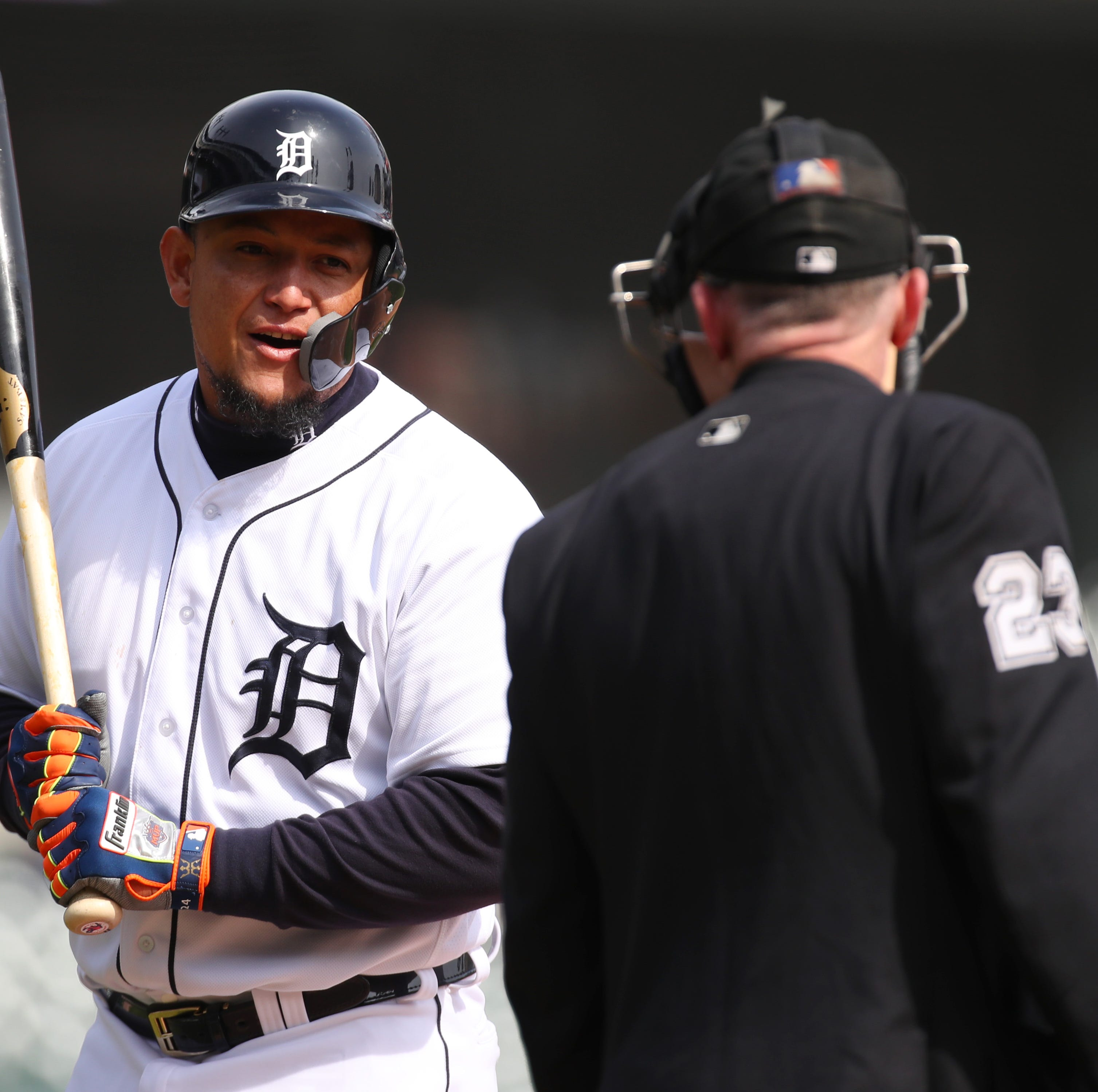 Detroit Tigers' bats go cold again in shutout by Cleveland Indians