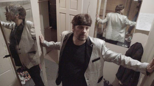 """John Edward Szeles, who grew up in Fraser, in """"Untitled Amazing Johnathan Documentary."""""""