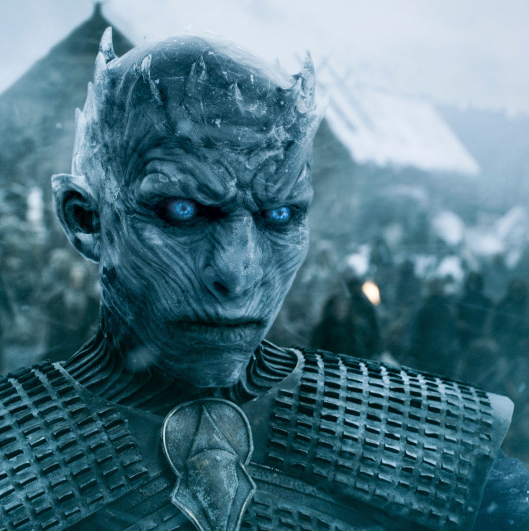 Winter has come: Game of Thrones coming to an end