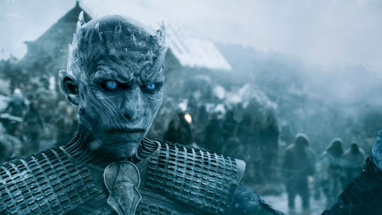 "Winter has come as the final season of ""Game of Thrones"" premieres Sunday on HBO."