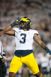 Former Michigan standout Rashan Gary could be a realistic choice for the Lions at No. 8, upgrading an edge-rushing group that also added Trey Flowers in the offseason.