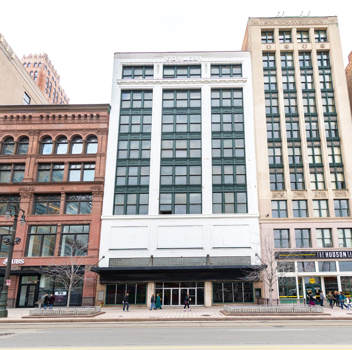 Bedrock purchases Woodward's Fowler building