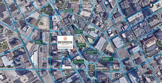 Quicken Loans chairman and founder Dan Gilbert's real estate firm Bedrock LLC has purchased the Fowler building at 1225 Woodward Ave., one of the last vacant buildings along the shopping corridor south of Grand Circus Park.