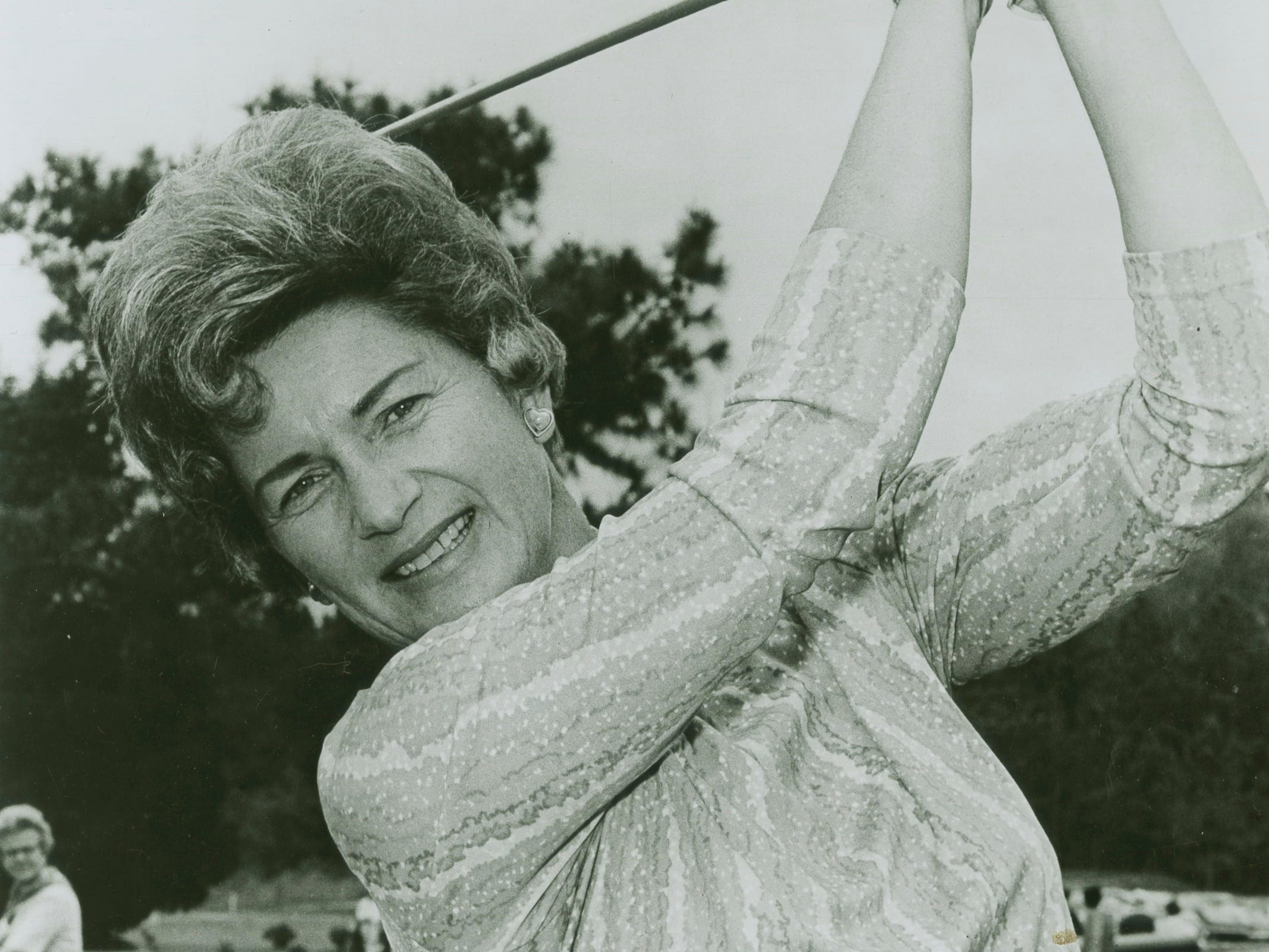 Marilynn Smith, World Golf Hall of Fame member and founder of the LPGA Tour. April 9. She was 89.